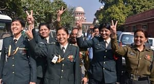 Women Officers to get Permanent Commission says Supreme Court