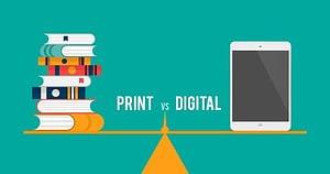 Print Media vs Digital Media
